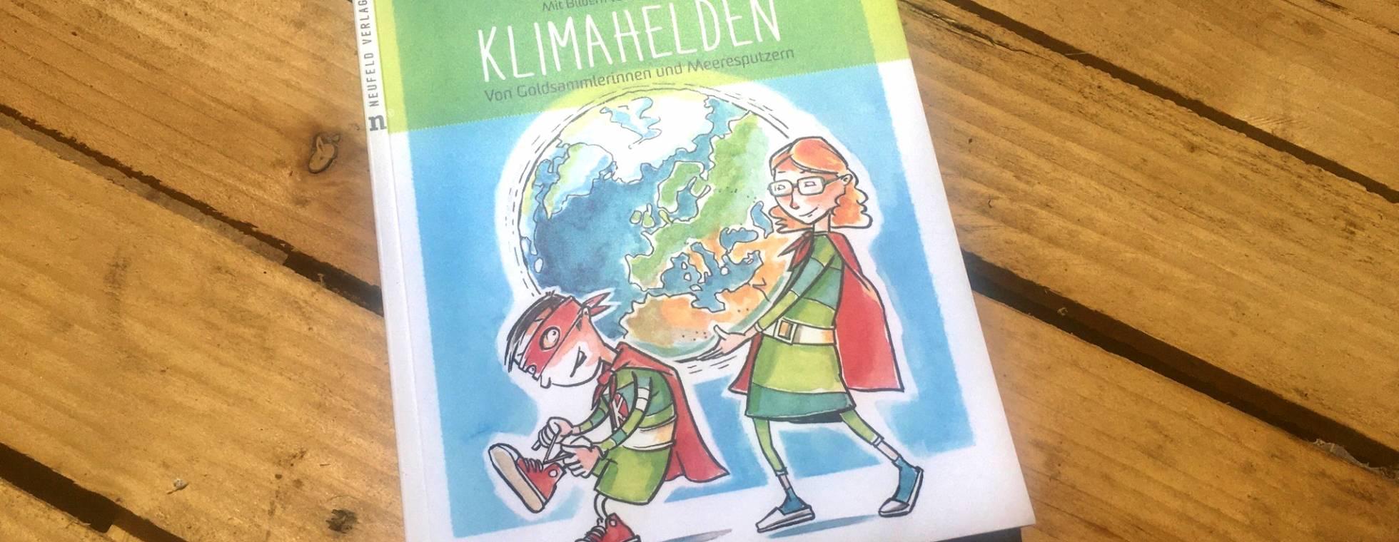 """Coverbild """"Klimahelden"""""""